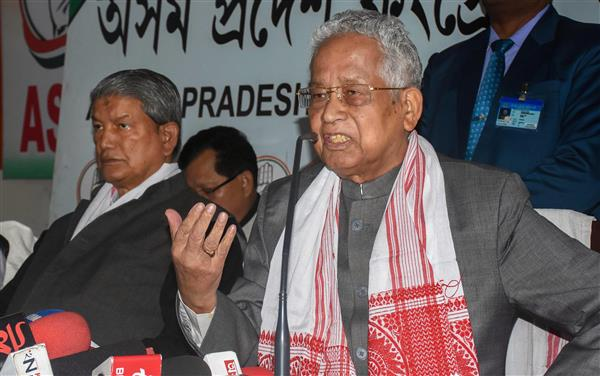 Assam ex-CM Tarun Gogoi extremely critical; on life support
