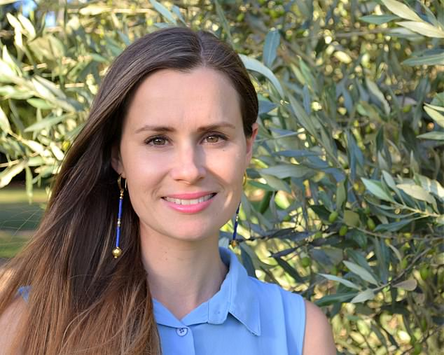 Australian academic Kylie Moore-Gilbert's Israeli boyfriend was the REAL reason she was locked up