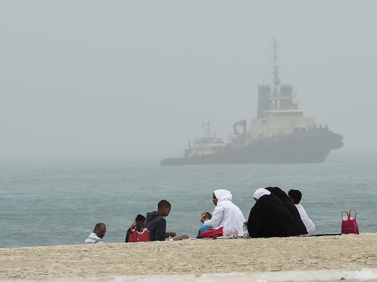 Ban on overnight beach camps, caravans stays: Sharjah