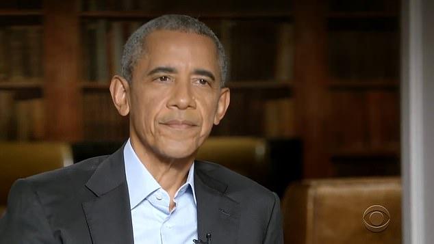 Barack Obama says Donald Trump 'exceeded' his worst nightmares
