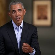 Barack Obama warns that Donald Trump's refusal to concede could be exploited by US adversaries