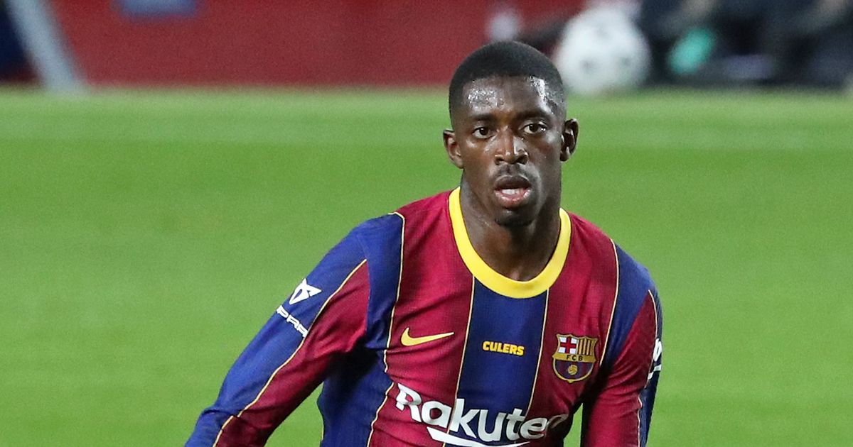 Barcelona turned down Kylian Mbappe as they 'preferred' Ousmane Dembele transfer