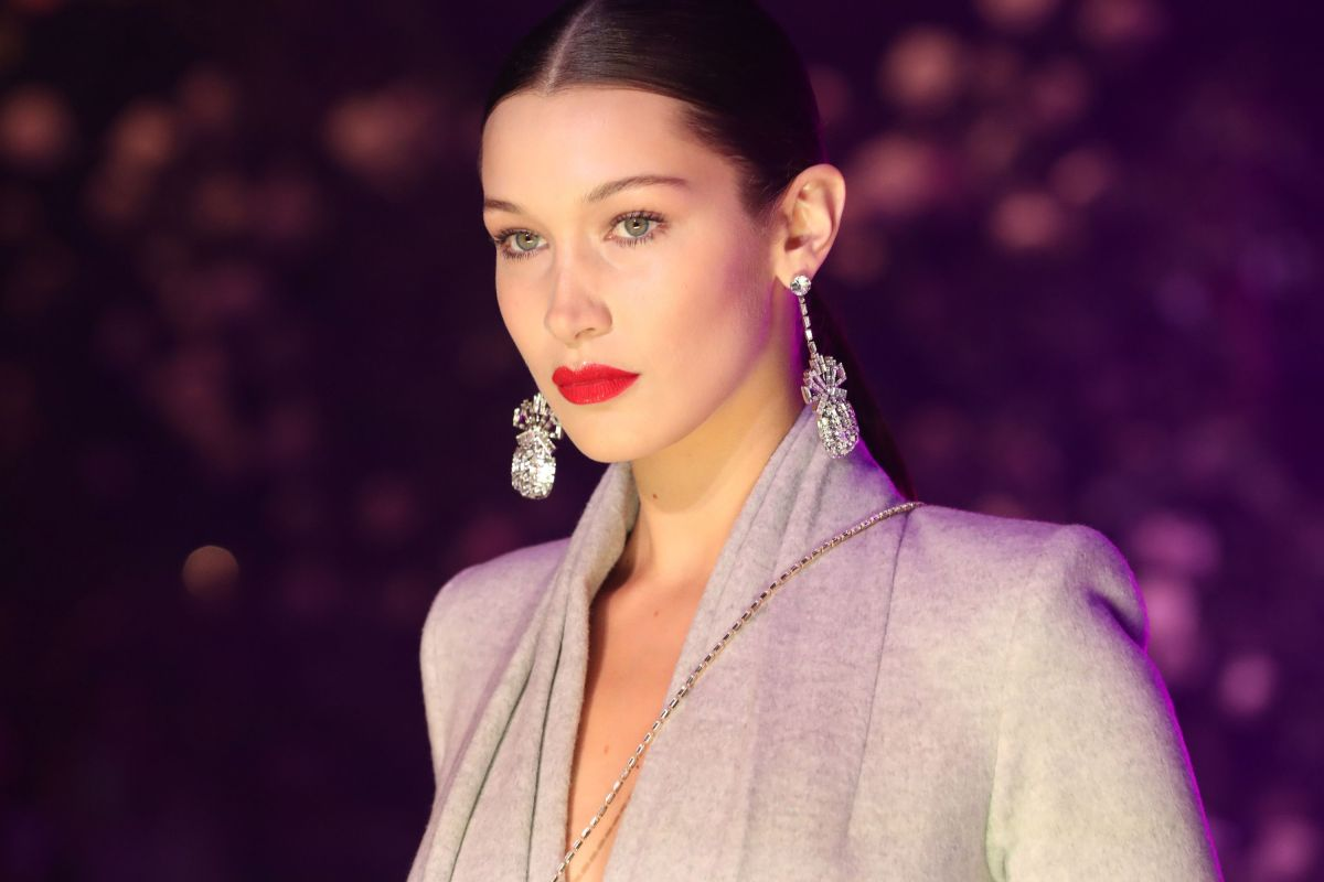Bella Hadid lives up to her roots with her new tattoos   The State