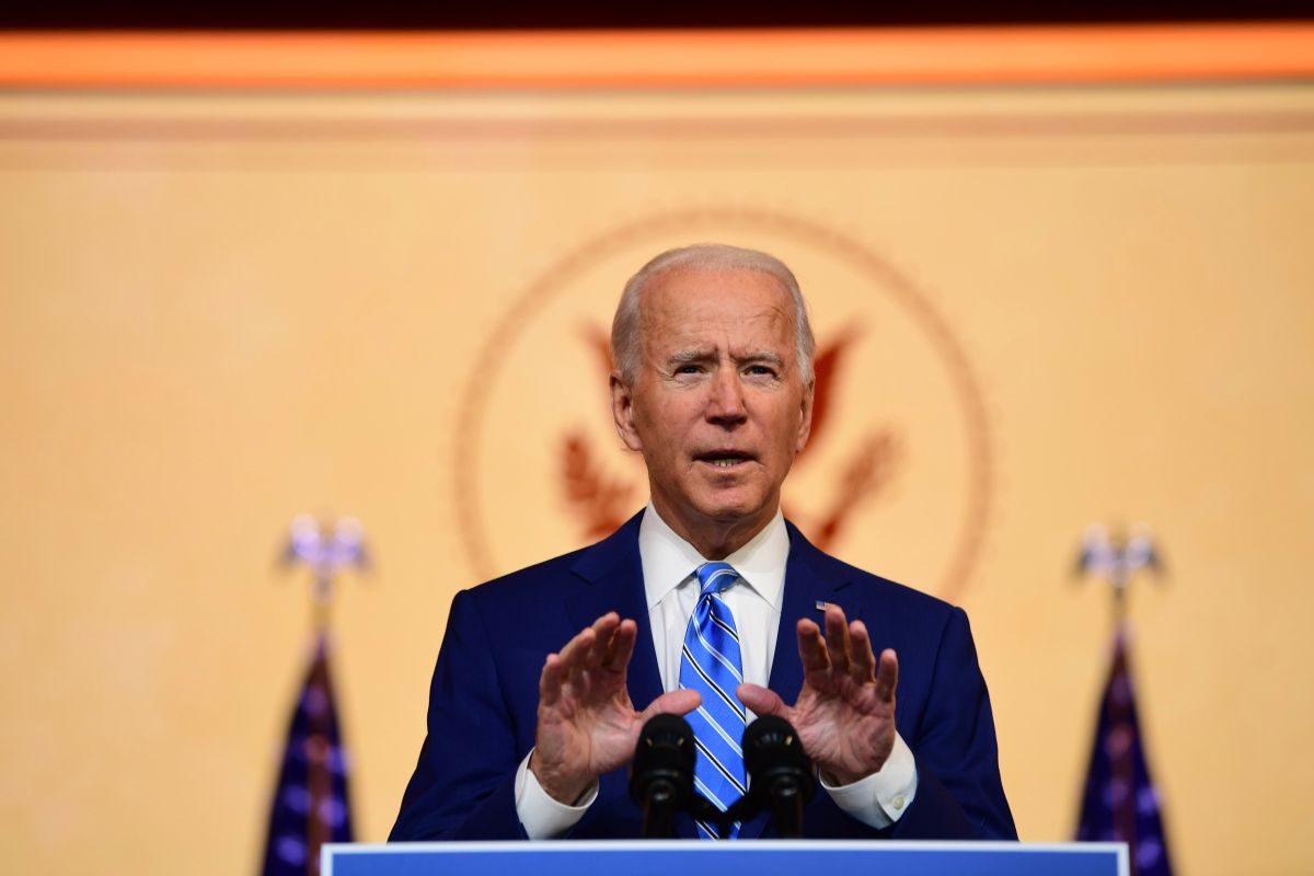 """Biden Sends Thanksgiving Message: """"We must remember that we are at war with a virus, not each other"""" 