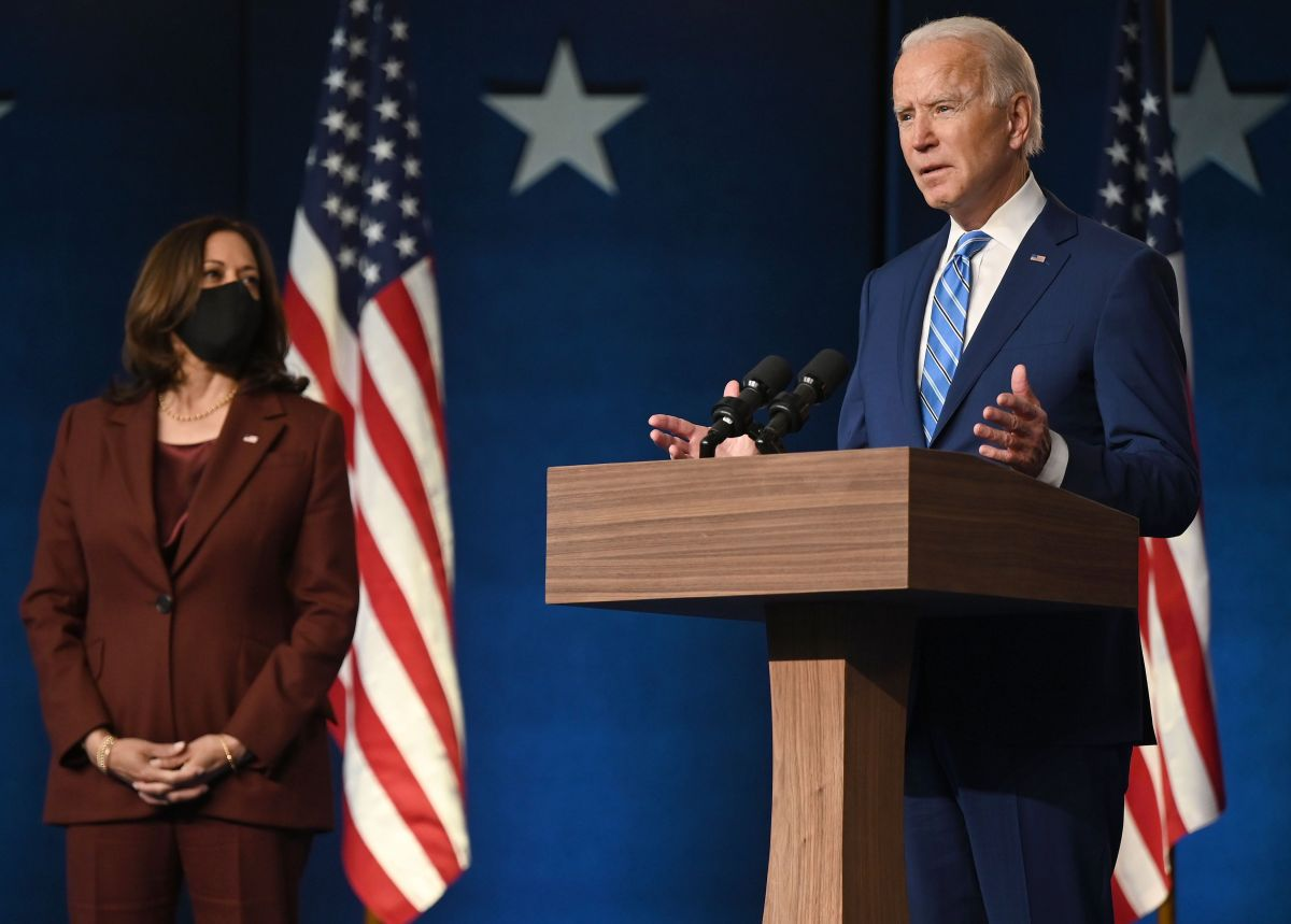 """Biden Supports Law Like """"HEROES Act"""" for New $ 1,200 Stimulus Checks 