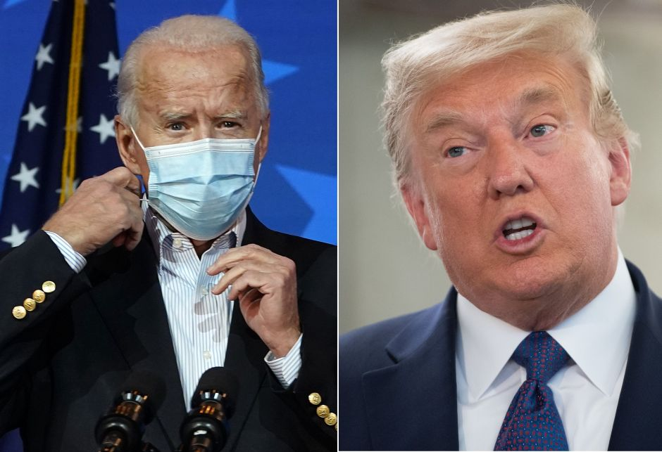 Biden is calm near 270 electoral votes; Trump steps up fraud allegations | The NY Journal