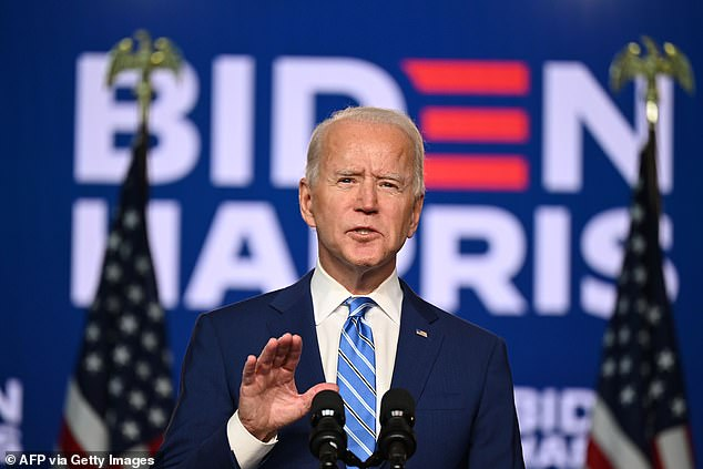 Biden's ONE electoral vote from Nebraska district could prove key for securing his White House bid