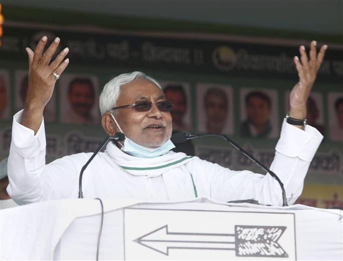 Bihar govt formation: NDA meeting under way, Nitish set to return as CM