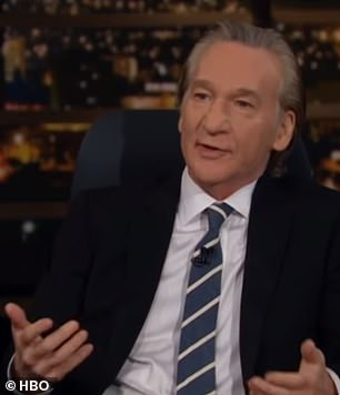 Bill Maher challenges claim that all of President Trump's 69million voters are 'racists'