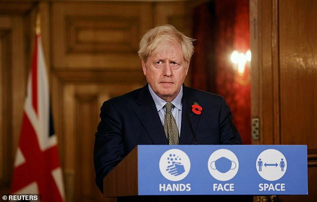 Boris Johnson refuses to tell Donald Trump to throw in the towel