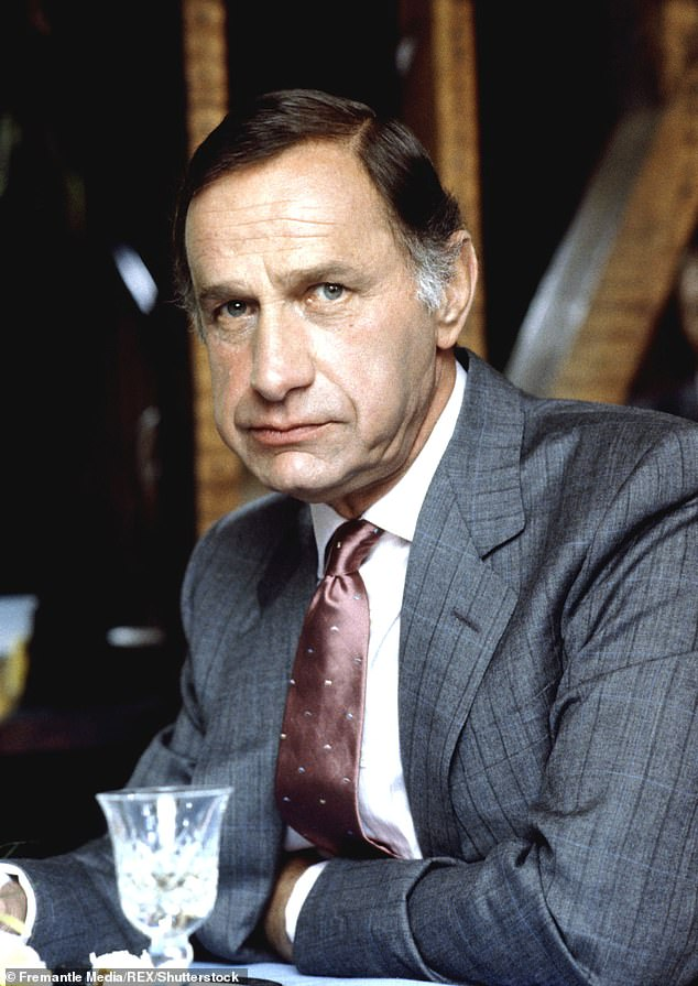 British sitcom legend Geoffrey Palmer dead at 93: Butterflies and As Time Goes By star dies at home