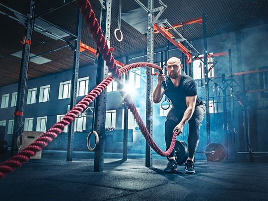 Building a core of steel through exercise
