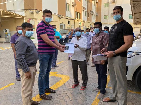 COVID-19: Another group of stranded Indian workers flown home for Diwali from UAE