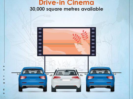 COVID-19 new normal: Dubai plans massive drive-in cinema project