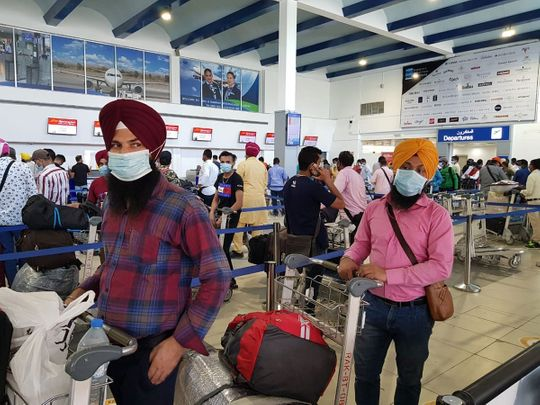 COVID-19 travel: 633,000 expats fly to India, 220,000 return to UAE