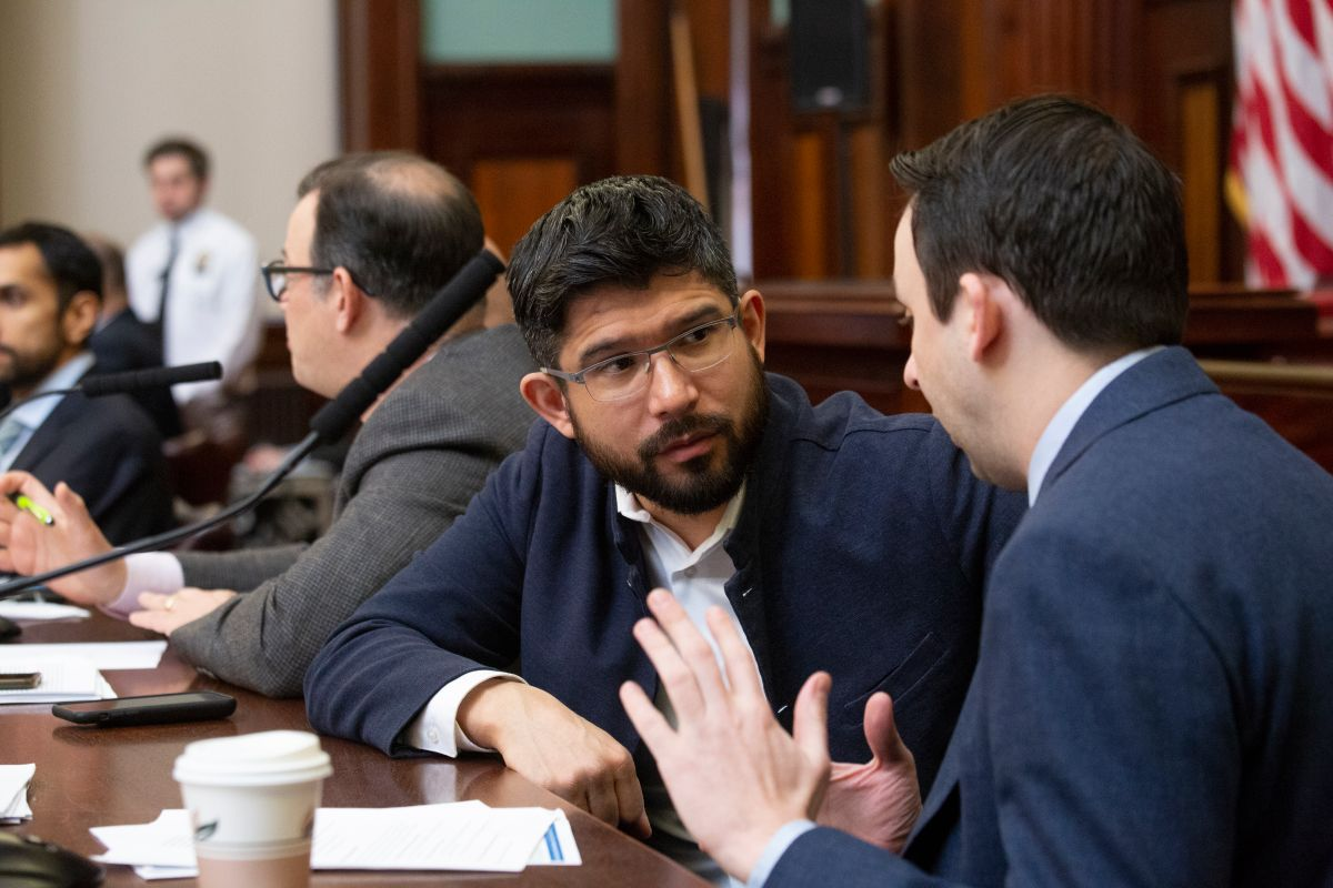 Carlos Menchaca: The Progressive Councilman Seeking to Become NYC's First Latino Mayor | The State