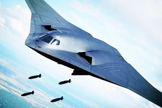 China's nuclear-capable stealth bomber could threaten US bases