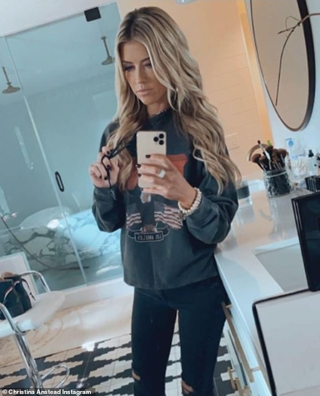 Christina Anstead has had an 'isolating year' and slams trolls who claim she's 'an absent mother'