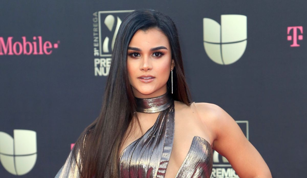 Clarissa Molina's transparencies and her Ariana Grande-like ponytail dazzle at the Latin Grammy Awards | The State