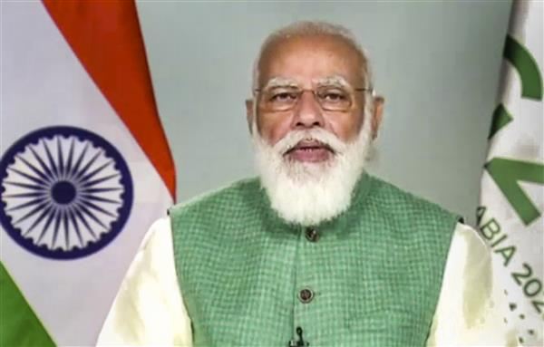 Climate change must be fought in integrated, holistic way: PM Modi at G20