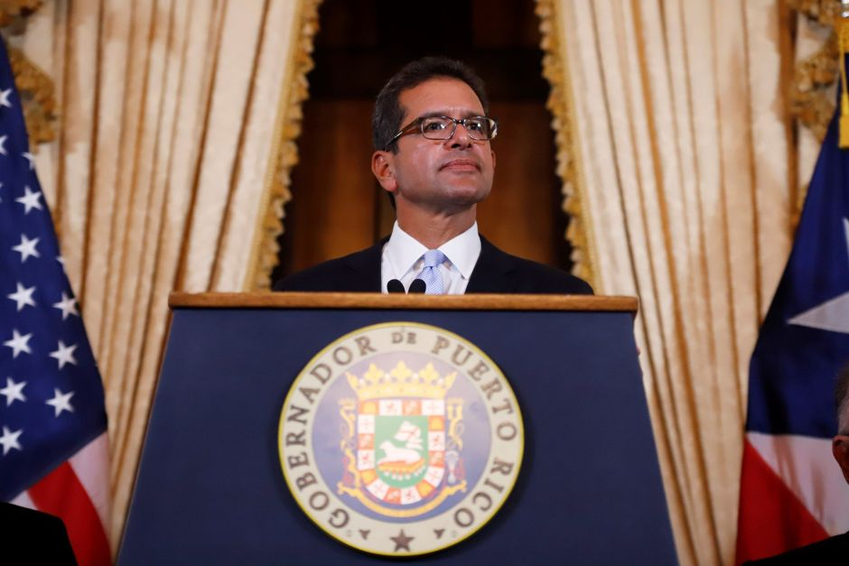Complaint of sexual harassment against Pedro Pierluisi heats up the political scene in Puerto Rico on election days | The NY Journal