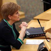 Coronavirus Scotland: Nicola Sturgeon puts 2.3M in Level 4 lockdown
