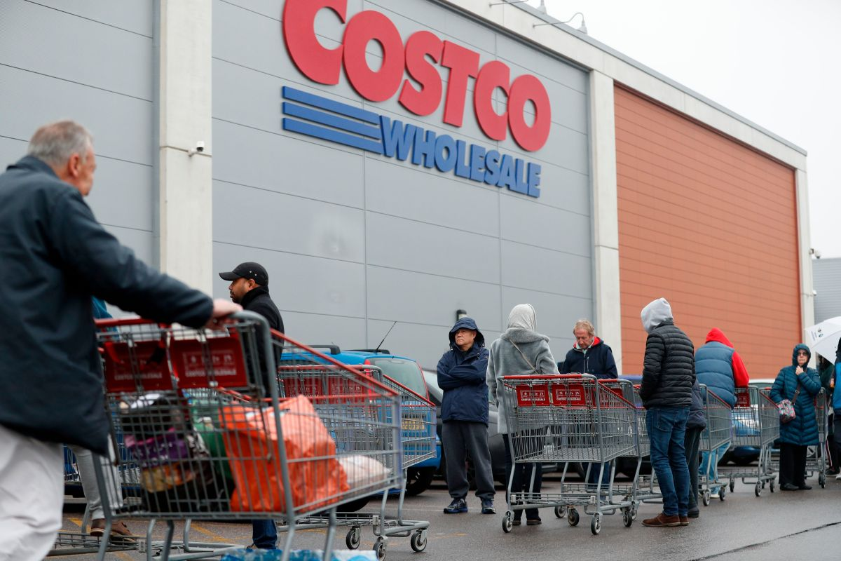 Costco modifies its purchasing policy and requires all members and staff to wear a mask or face shield | The State