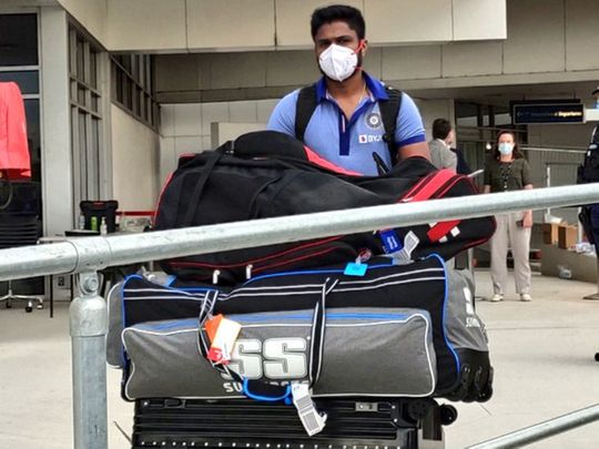 Cricket: India arrive in Australia from Dubai without Rohit Sharma