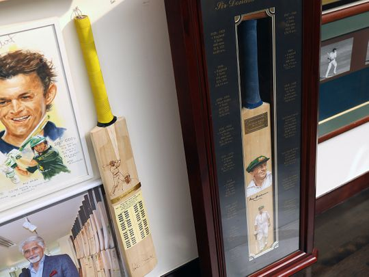 Cricket: Shyam Bhatia's Museum for the Ages in Dubai and beyond – in pictures