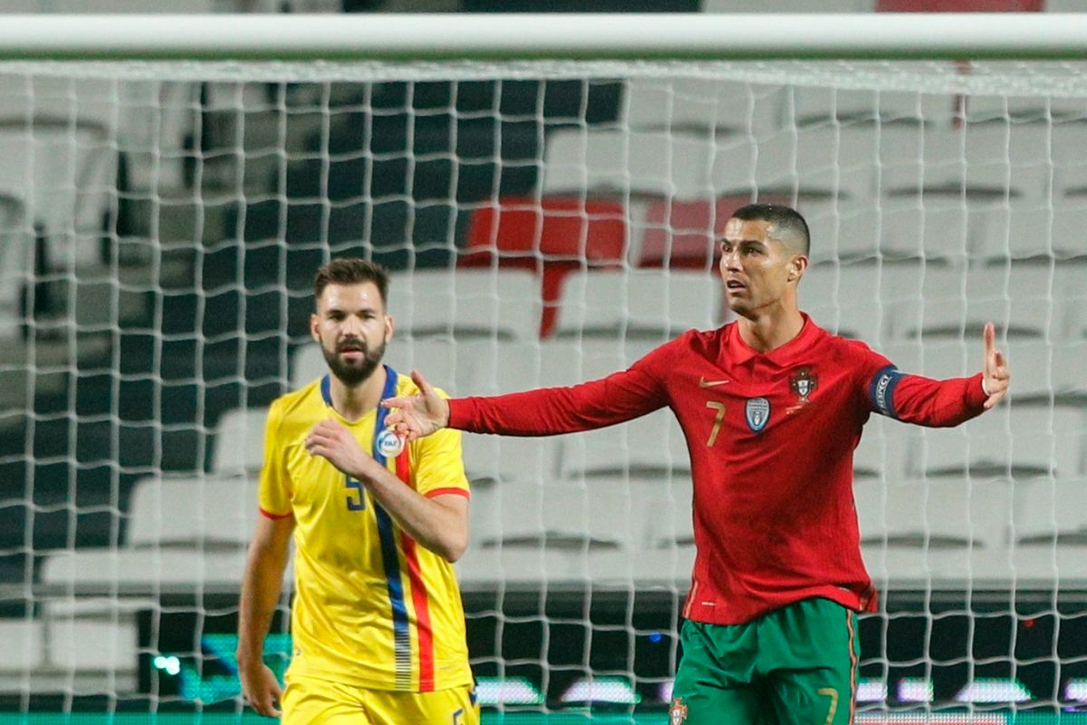 Cristiano Ronaldo and Portugal pulverize Andorra in a friendly match | The State