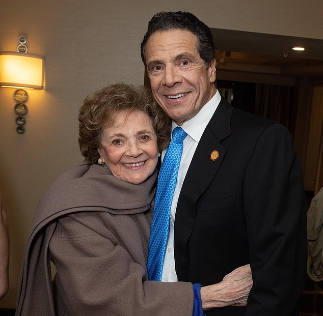 Cuomo CANCELS his Thanksgiving plans HOURS after saying his mom and daughters were coming to dinner