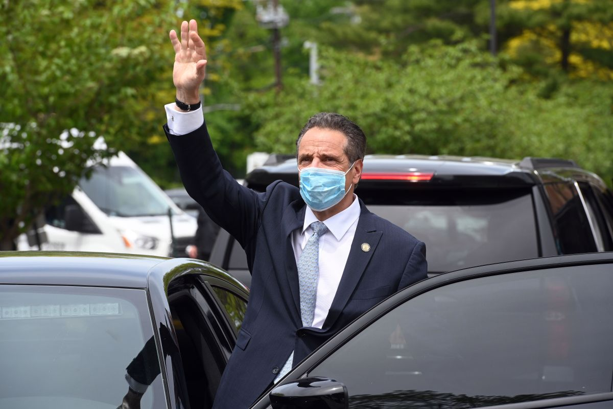 Cuomo: 'The state reaches the highest rate of positive tests for COVID-19' | The State