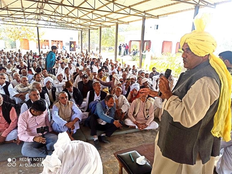 Dadri MLA resigns from chairman's post to supports farmers' stir