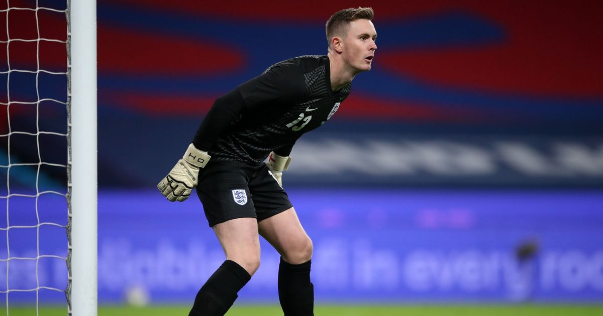 Dean Henderson's uncle wins £12k after backing him at 14 to play for England