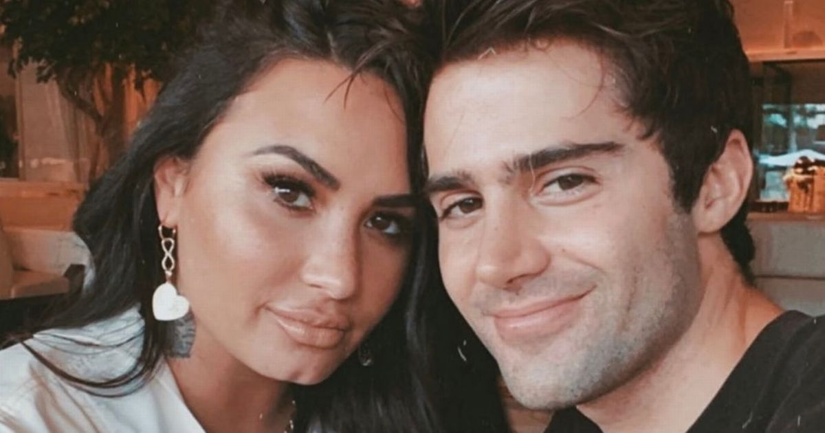 Demi Lovato's savage dig at ex-fiancé Max Ehrich as she dubs herself 'unengaged'