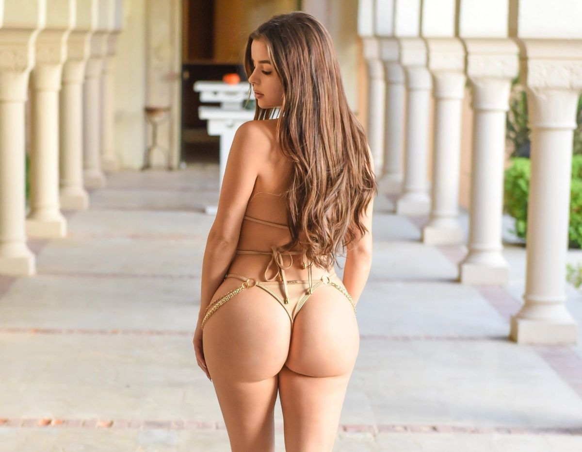 Demi Rose is encouraged to go topless on Instagram and evades censorship | The State