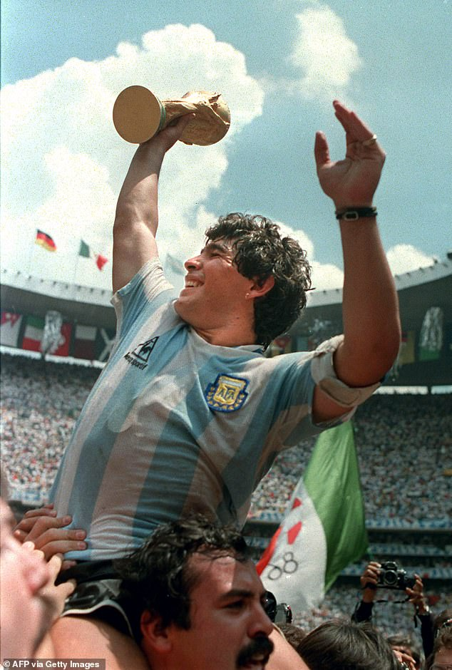 Diego Maradona obituary: Argentine legend rose from poverty to become one of the greatest ever