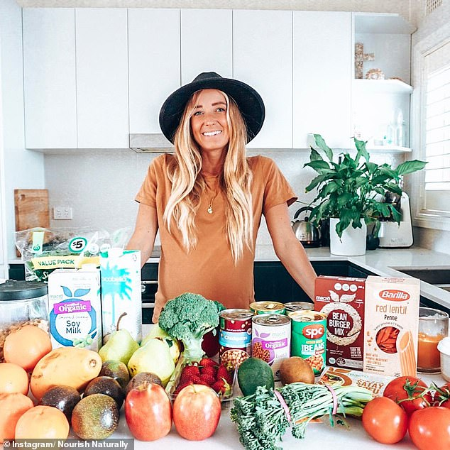 Dietiitan Rebecca Gawthorne reveals what she keeps in her pantry to stay healthy