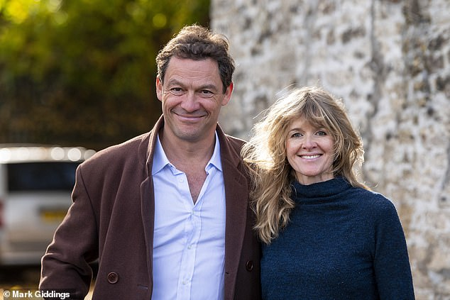 Dominic West's marriage 'as good as over after admitting to having feelings for Lily James'