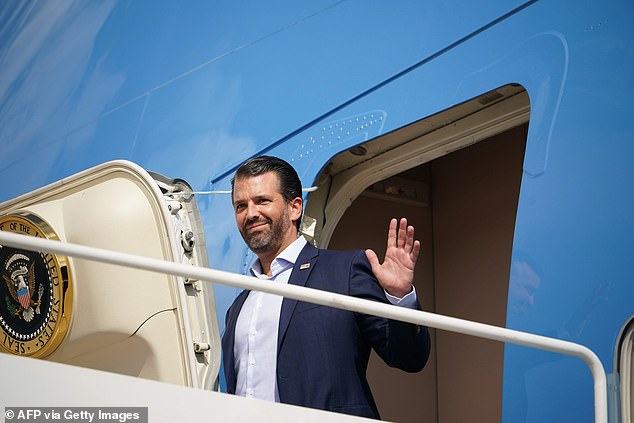 Don Jr. launches push to get Trump supporters to vote in Georgia runoffs to determine Senate control