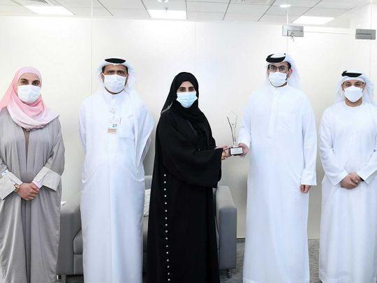 Dubai Municipality takes home four awards at Stevie International Business Awards 2020