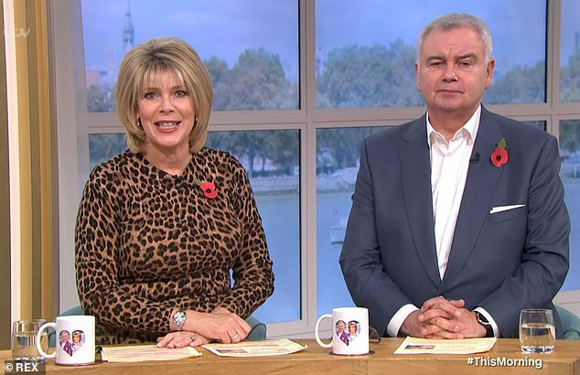 Eamonn Holmes claims trolls plotted to get him SACKED after being 'dropped from This Morning'