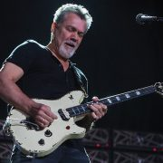 Eddie Van Halen's customized 2000 Ferrari 550 and band memorabilia are set to be sold at auction