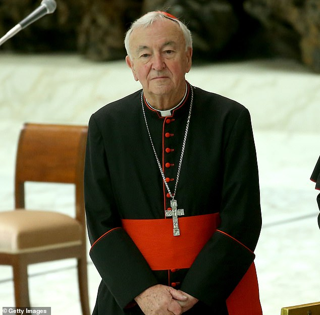 England's leading Catholic Cardinal Vincent Nichols criticised at abuse inquiry