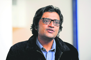 Evaluation of FIR against Arnab doesn't establish charge, says SC