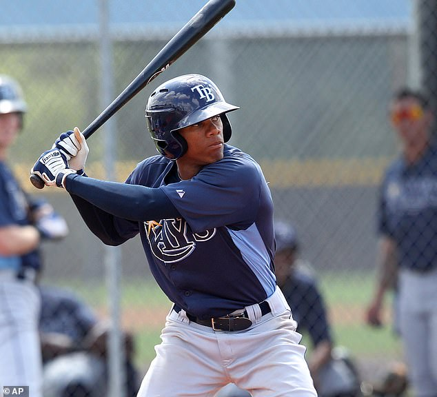 Ex Tampa Bays Rays player Brandon Martin jailed for life for murders
