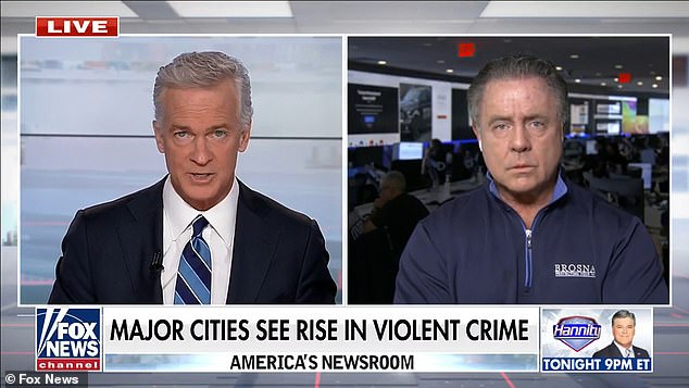 Ex-cop says surge in violent crime in NYC is down to BLM-inspired rioting and $1bn cut from NYPD