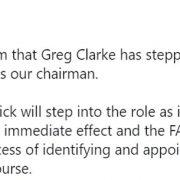 FA chairman Greg Clarke under pressure to resign after car crash DCMS grilling