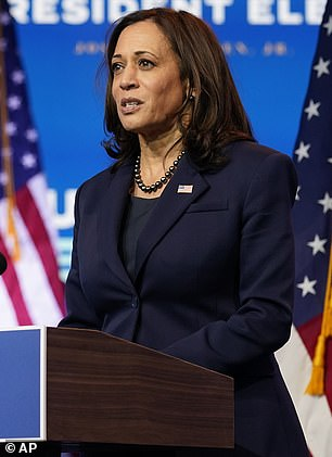 Facebook removes racist posts about Kamala Harris