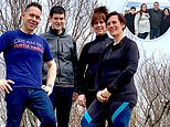 Family-of-four lose an incredible 378lbs between them after ditching their unhealthy lifestyle